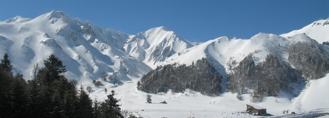 Station de ski Le Mont-Dore Sancy