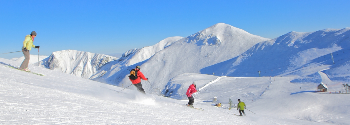 Ski au Sancy