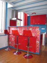 Appartement Puy de l'Angle | La cuisine