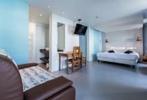 Hôtel le Puy Ferrand | Une chambre