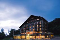 Hôtel le Puy Ferrand le soir