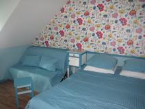 Appartement Puy de Dôme | La chambre
