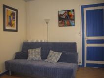 Appartement Puy de Baladou | La pièce à vivre
