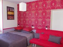 Appartement Puy Ferrand | La chambre