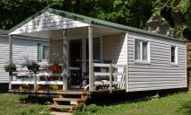 Mobil-home Lousiane 2 Chambres