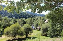 Environnement camping Le Moulin de Serre