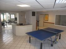 hôtel au val doré ping-pong la bourboule