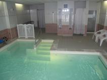 hôtel au val doré piscine la bourboule