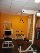Notre salle de musculation